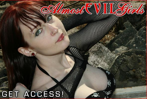 Get Instant Access To Almost Evil Girls